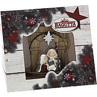 oggettistica Bagutta Natale N 8404-08