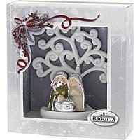 oggettistica Bagutta Natale N 8408-02