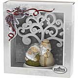 oggettistica Bagutta Natale N 8408-09