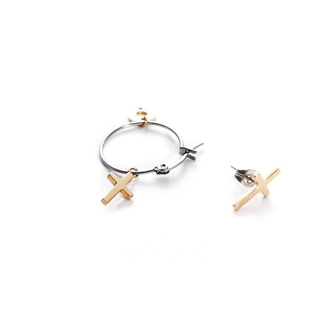 orecchini donna gioielli 4US Cesare Paciotti 4UOR1428W