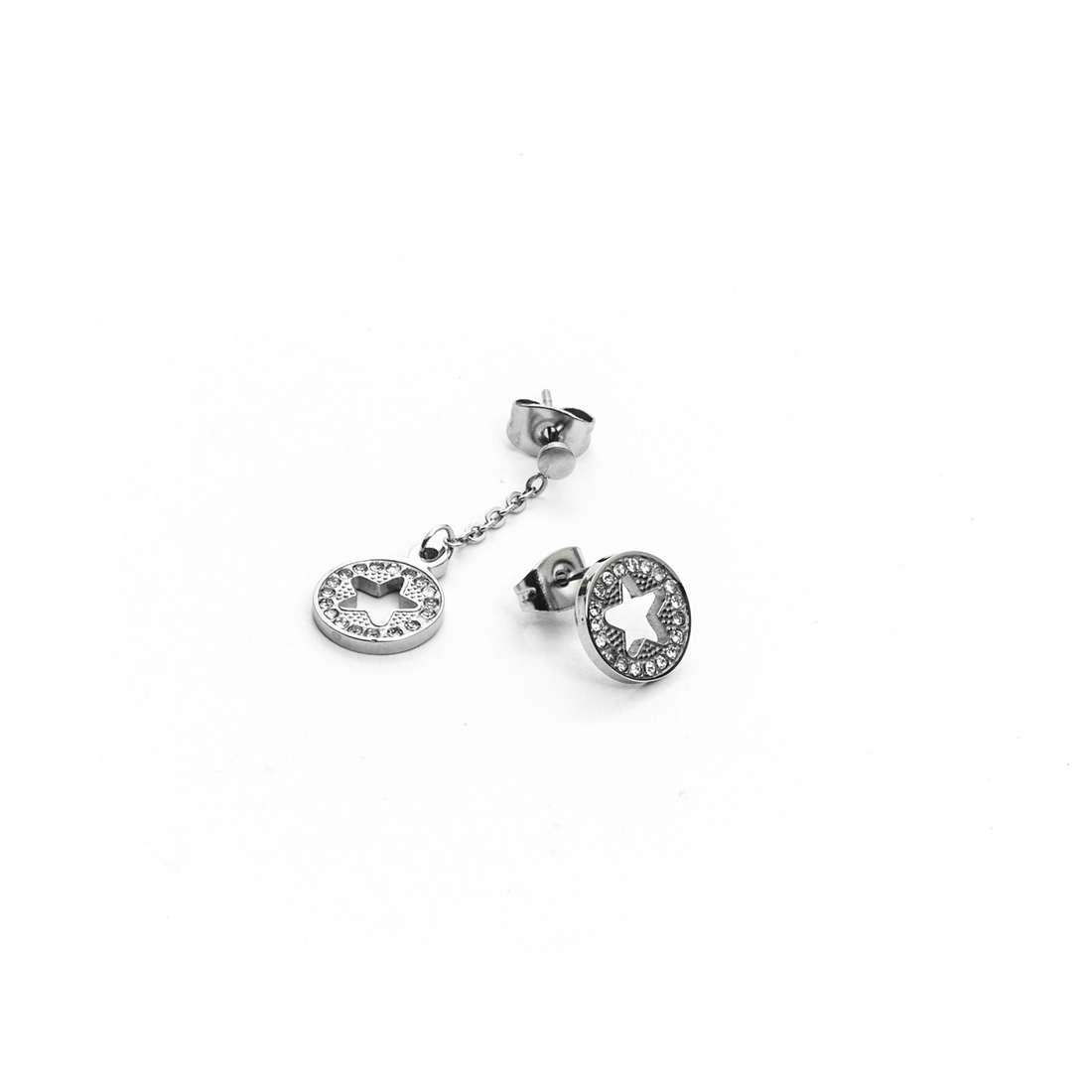 orecchini donna gioielli 4US Cesare Paciotti Pop Collection 4UOR1600W