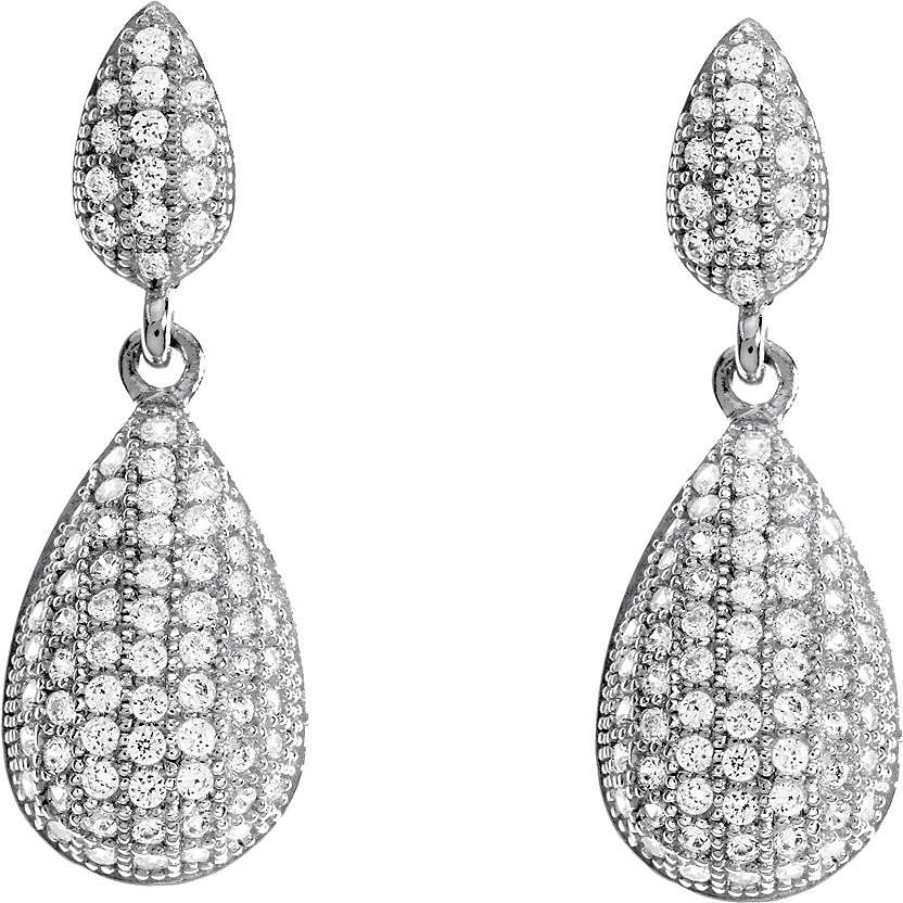 orecchini donna gioielli Ambrosia AAO 017
