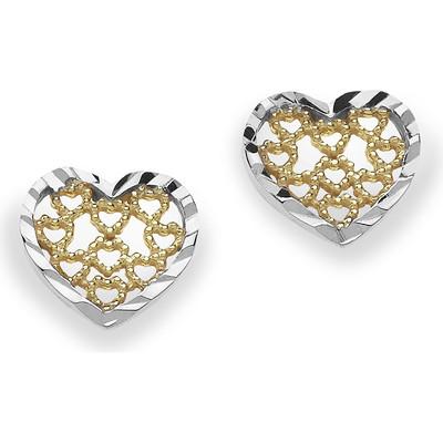 orecchini donna gioielli Ambrosia Ambrosia Oro AOZ 238