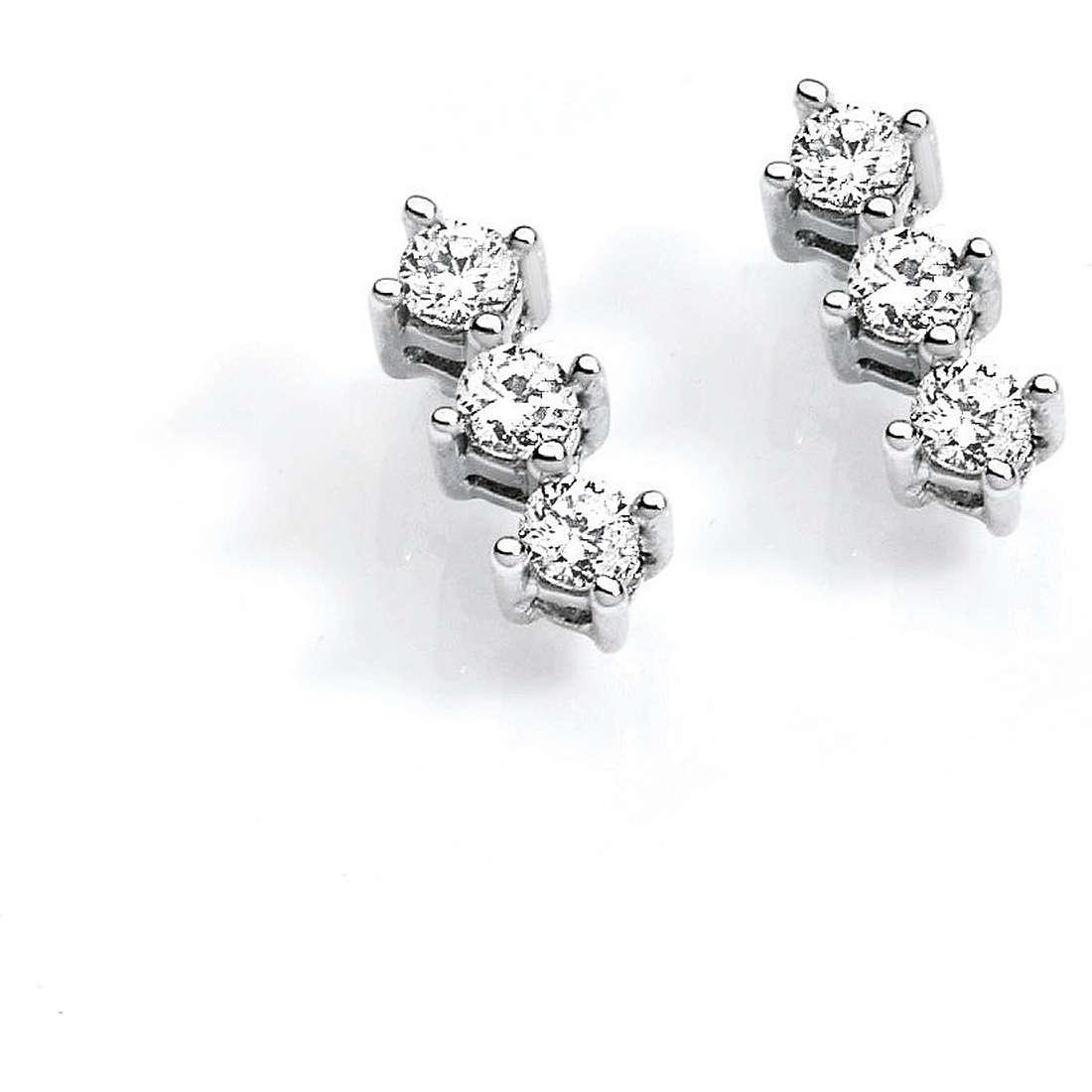 orecchini donna gioielli Ambrosia AOZ 076