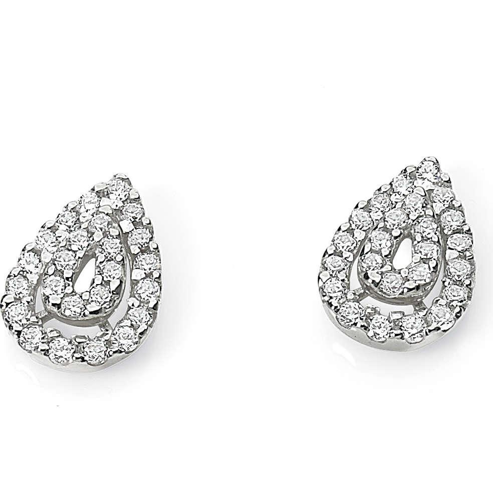 orecchini donna gioielli Ambrosia AOZ 118