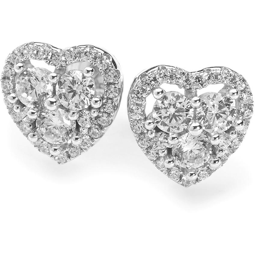 orecchini donna gioielli Ambrosia Glam Love AAO 131