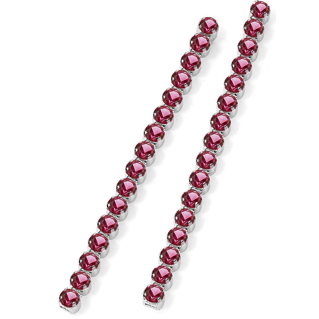 orecchini donna gioielli Ambrosia Rows AAO 108