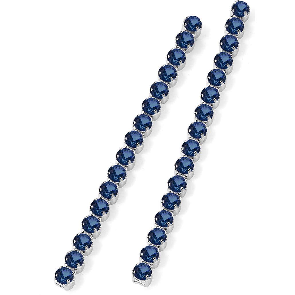 orecchini donna gioielli Ambrosia Rows AAO 109
