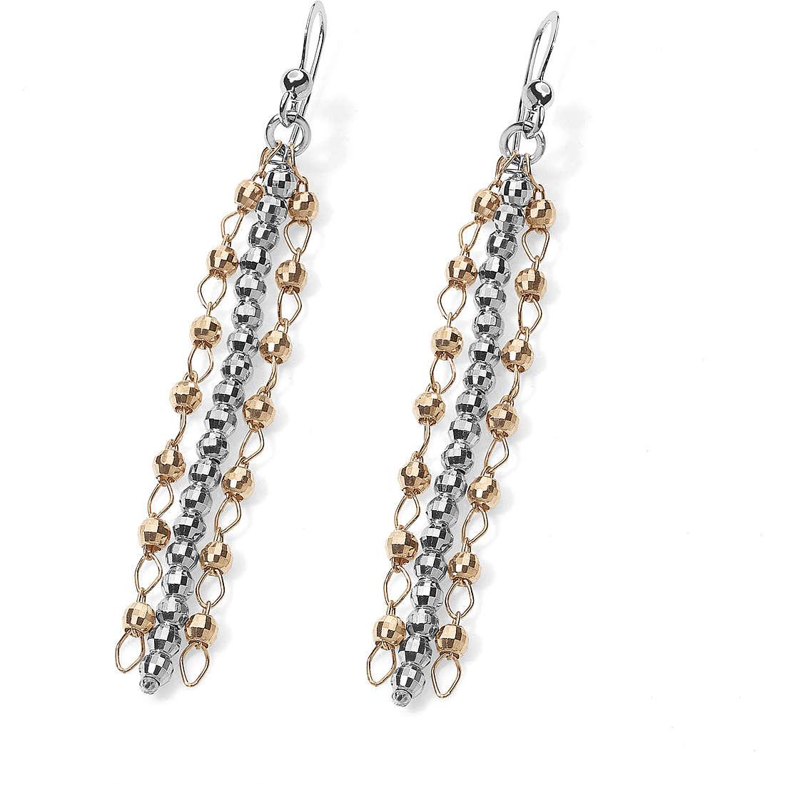orecchini donna gioielli Ambrosia Seventies AAO 103