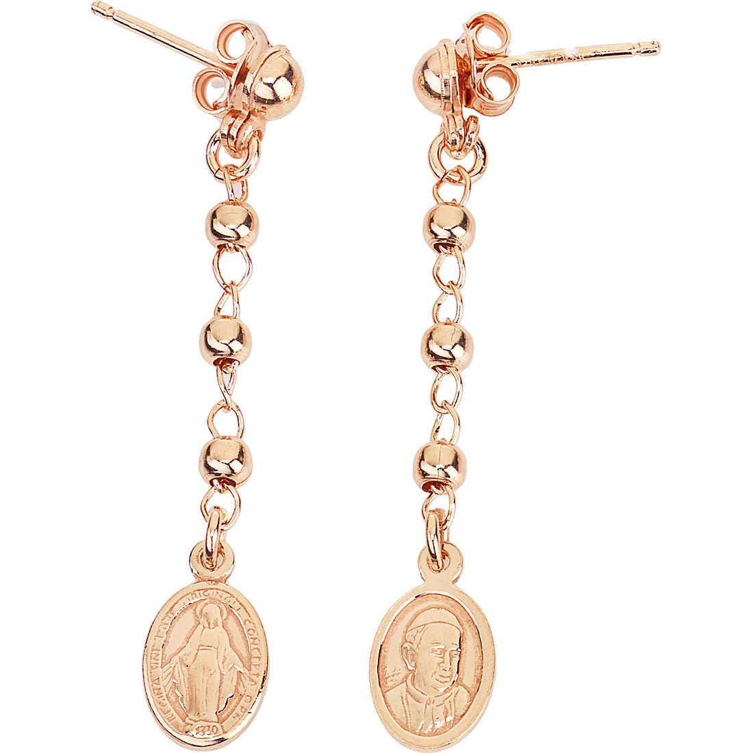 orecchini donna gioielli Amen OROR2