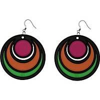 orecchini donna gioielli Batucada Dancing Circles BTC8-01-03-01VO