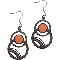 orecchini donna gioielli Batucada Saturne BTC12-01-03-02SG