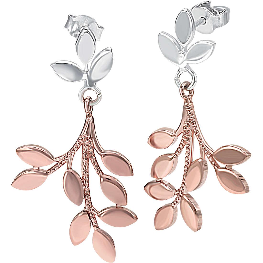 orecchini donna gioielli Bliss 20071638