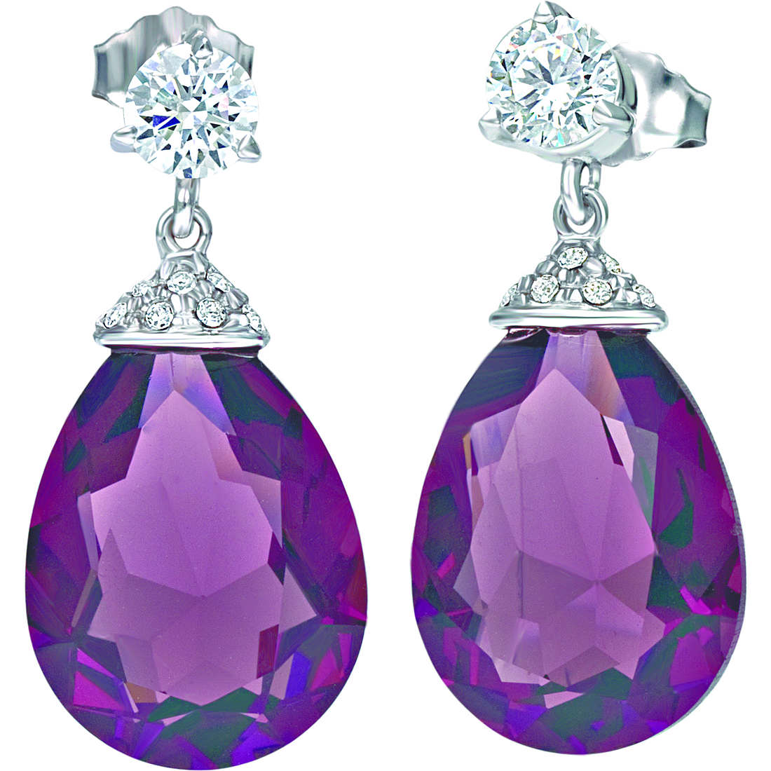orecchini donna gioielli Bliss Dancing Drop 20060949
