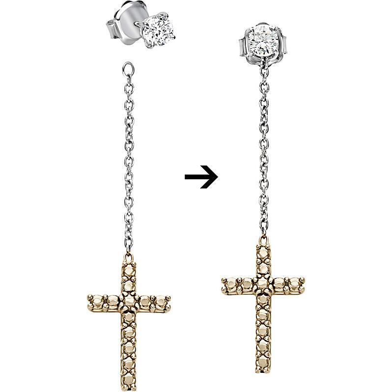 orecchini donna gioielli Bliss Edonism 20061734