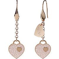 orecchini donna gioielli Bliss Glittermania 20077548