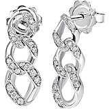orecchini donna gioielli Bliss Intreccio 20070743