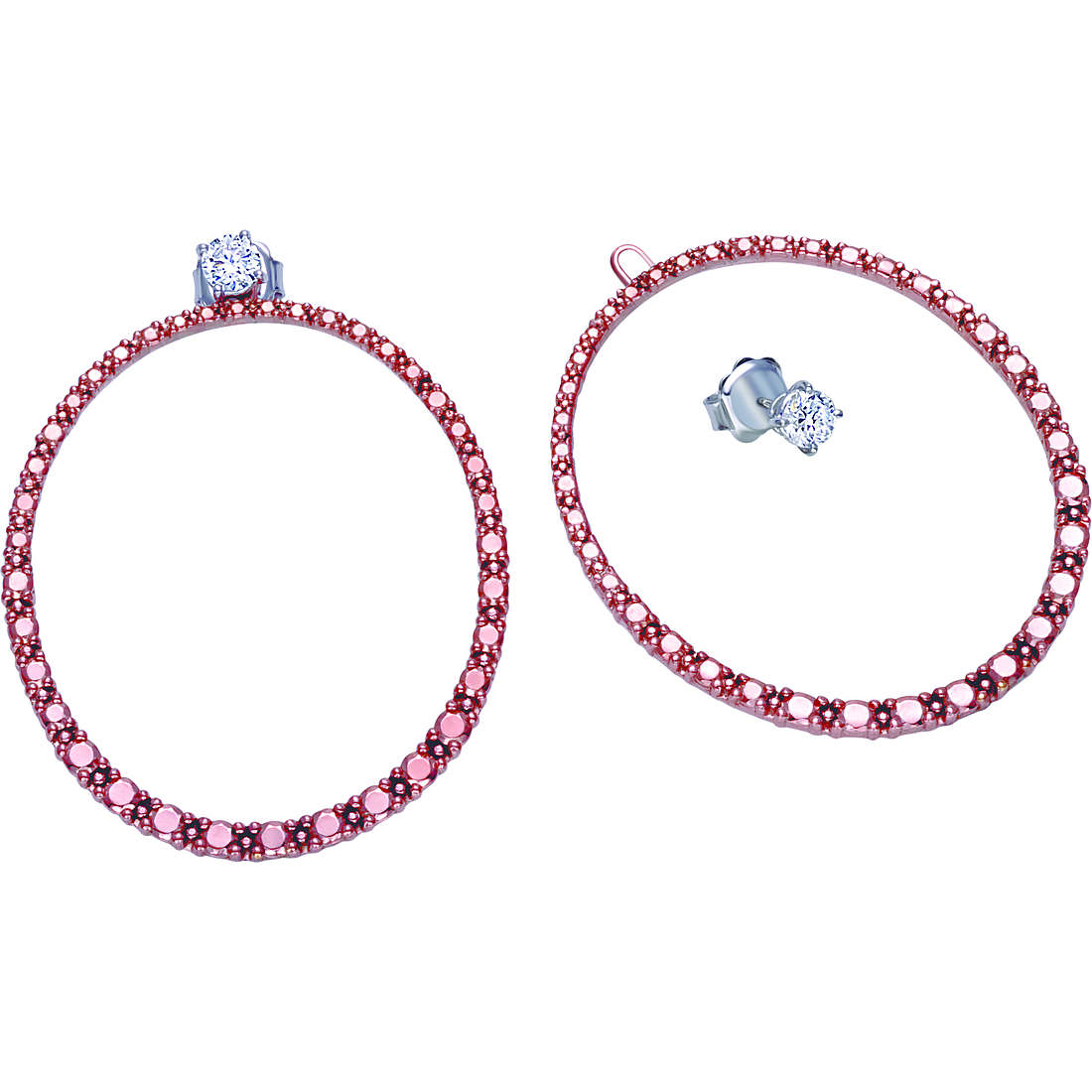 orecchini donna gioielli Bliss Jade 20061226