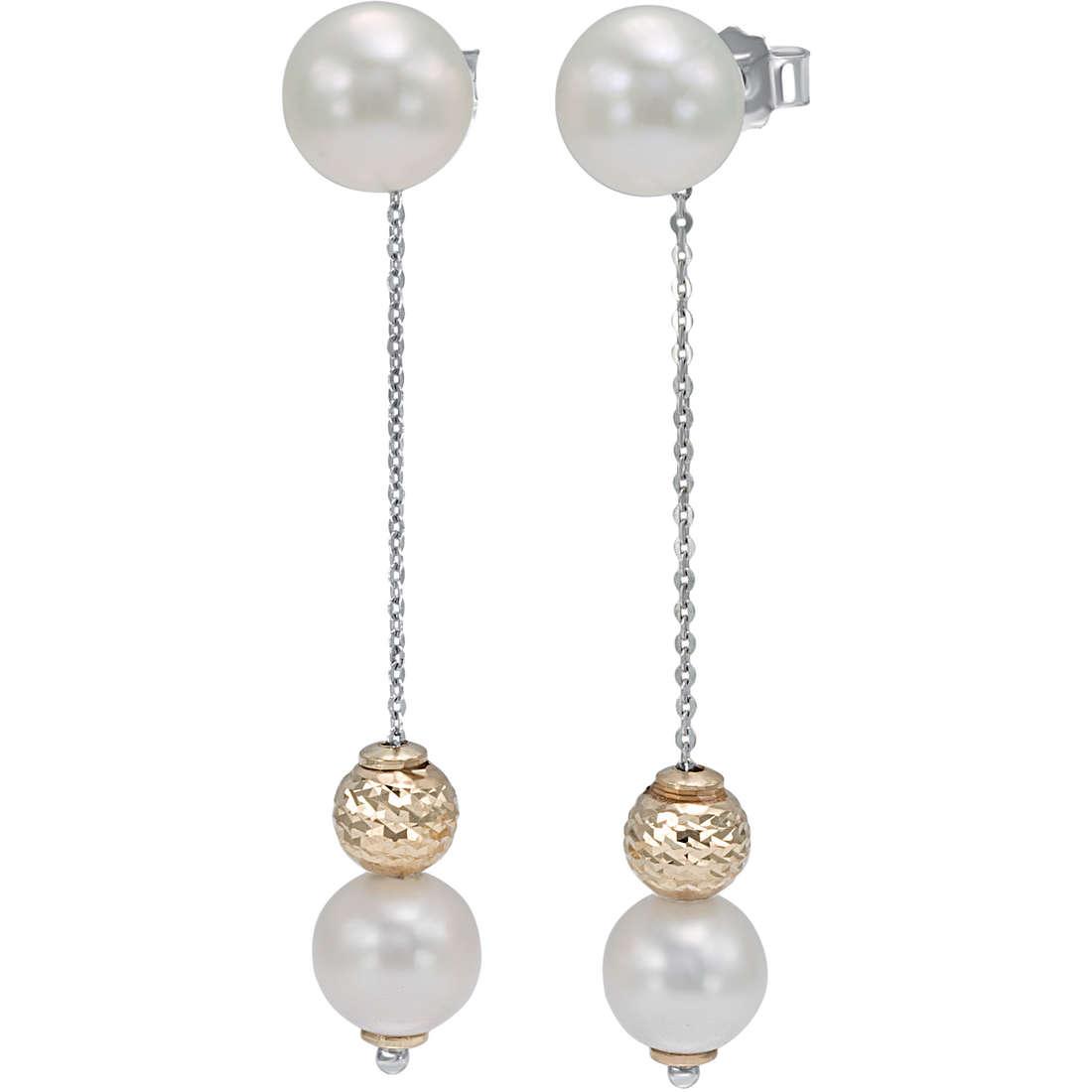 orecchini donna gioielli Bliss Mademoiselle 20071589