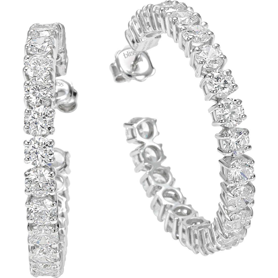 orecchini donna gioielli Bliss Material Girl 20056754