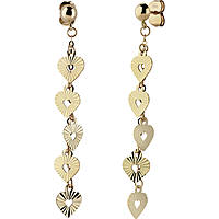 orecchini donna gioielli Bliss Organza 20071226