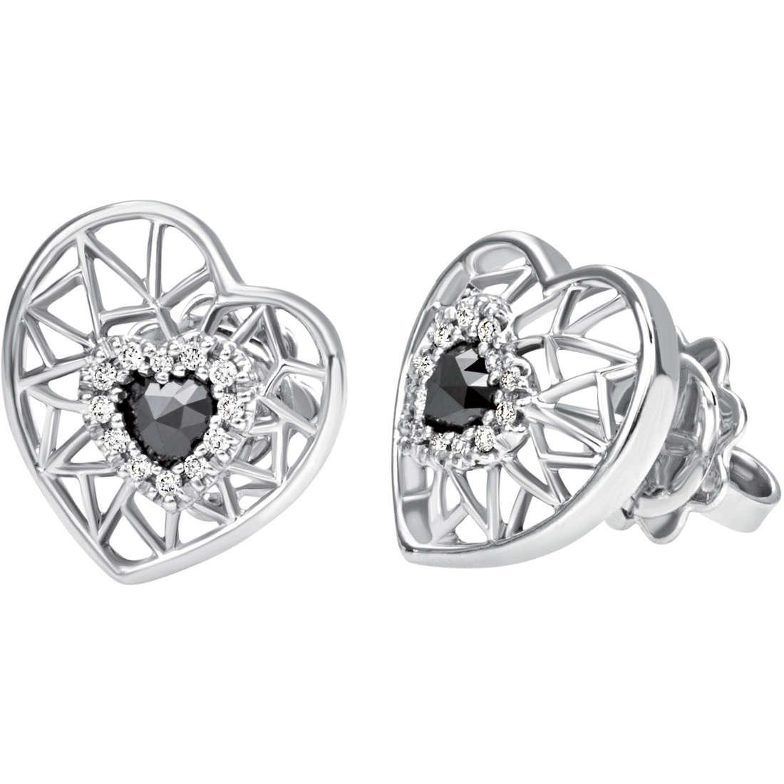orecchini donna gioielli Bliss Regina Di Cuori 20070732