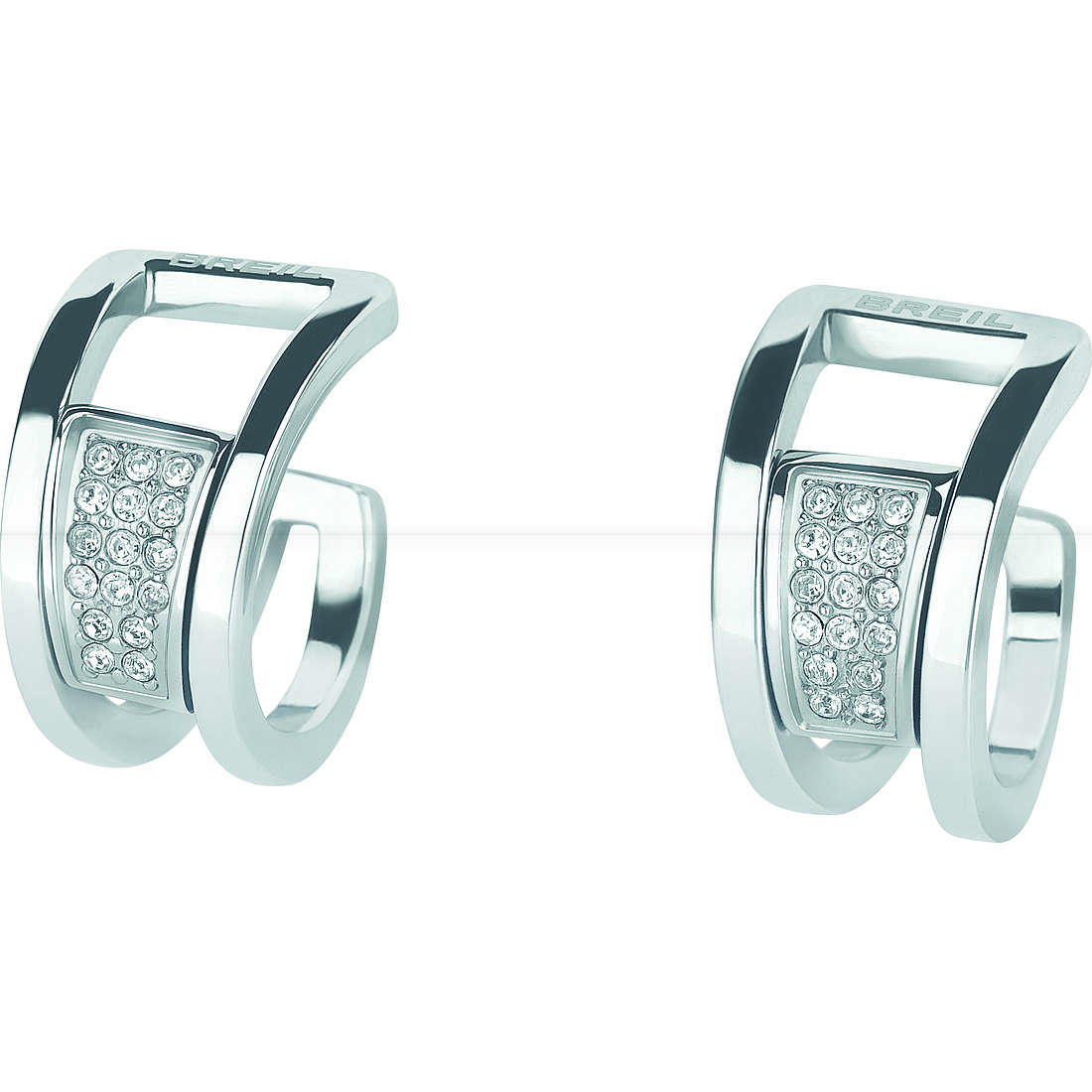 orecchini donna gioielli Breil Breilogy Extension TJ1811