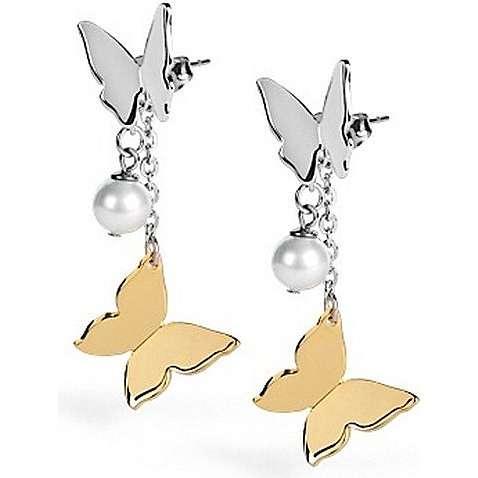 orecchini donna gioielli Brosway Papillon BPP21