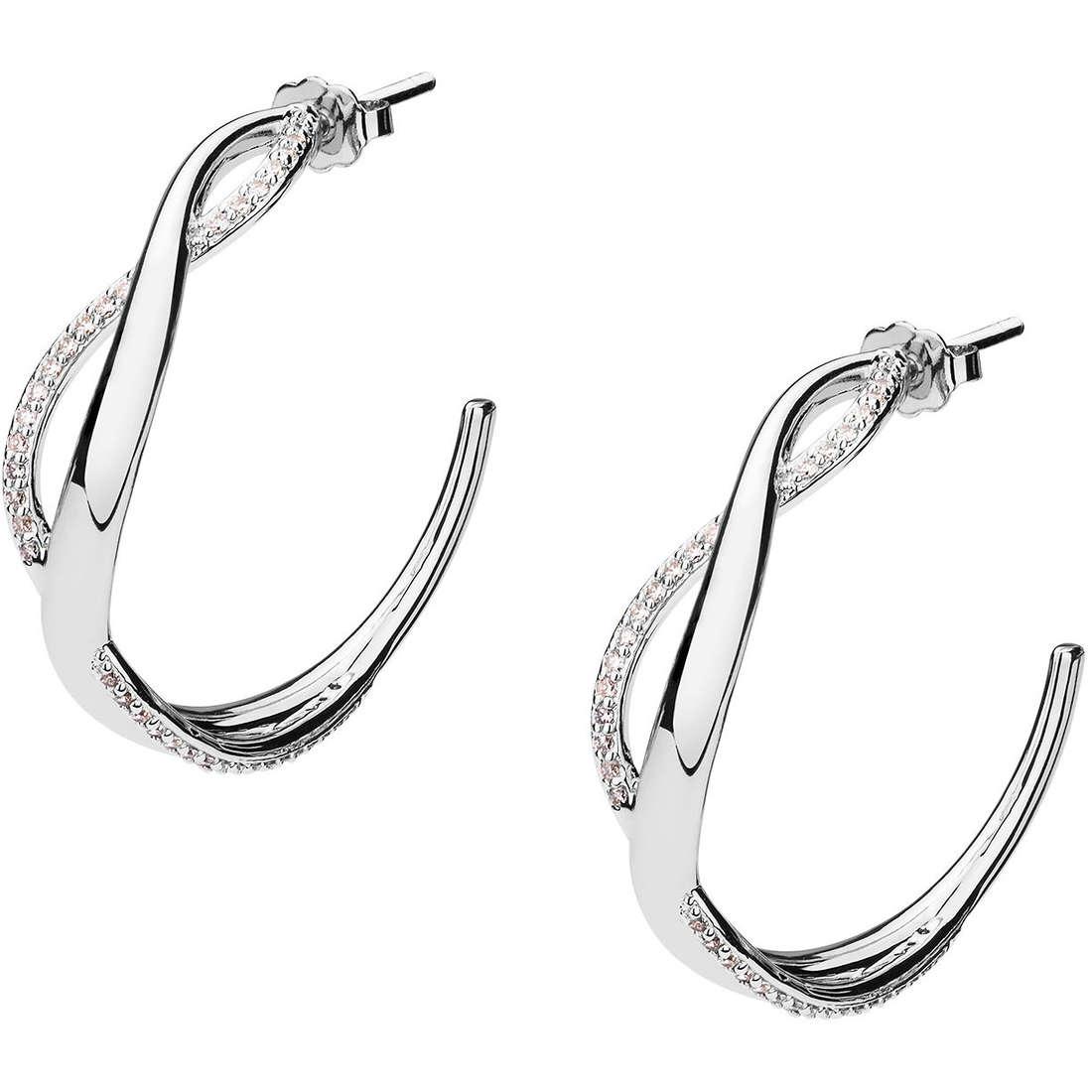 orecchini donna gioielli Brosway Ribbon BBN21