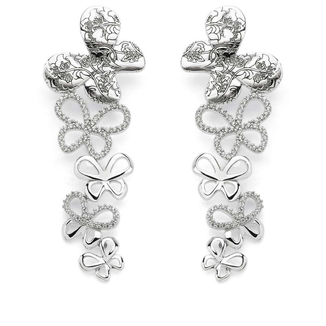 orecchini donna gioielli Comete Farfalle ORA 103