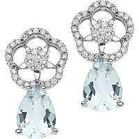 orecchini donna gioielli Comete Fiore ORQ 230