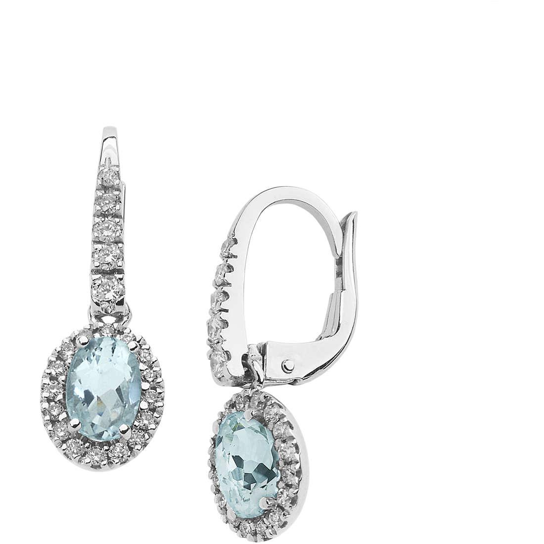 orecchini donna gioielli Comete Ginevra ORQ 228