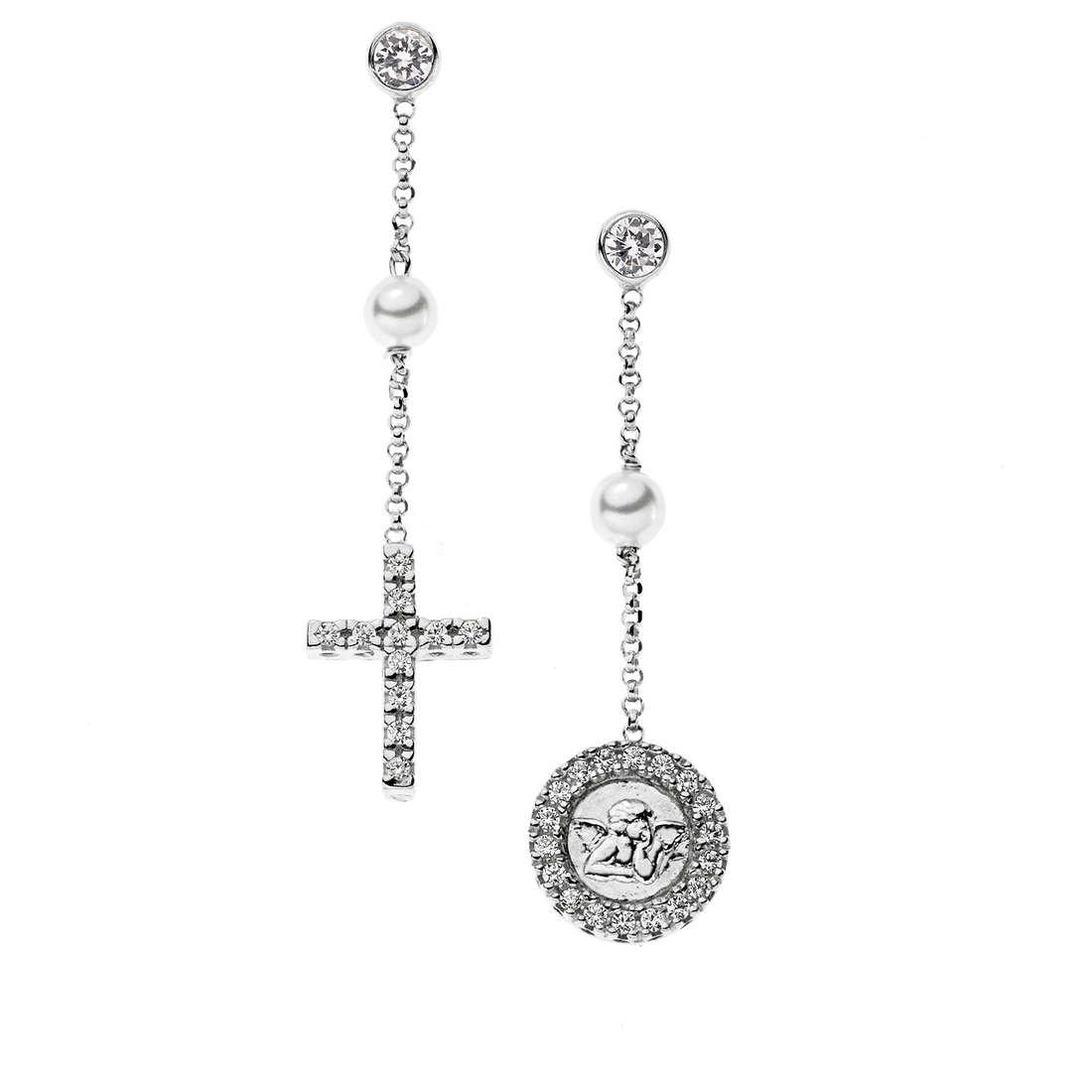 orecchini donna gioielli Comete Holy ORA 102