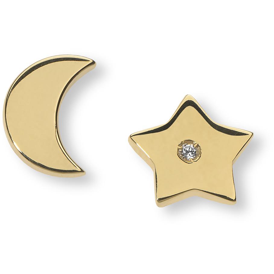 orecchini donna gioielli Comete Love Tag ORA 114