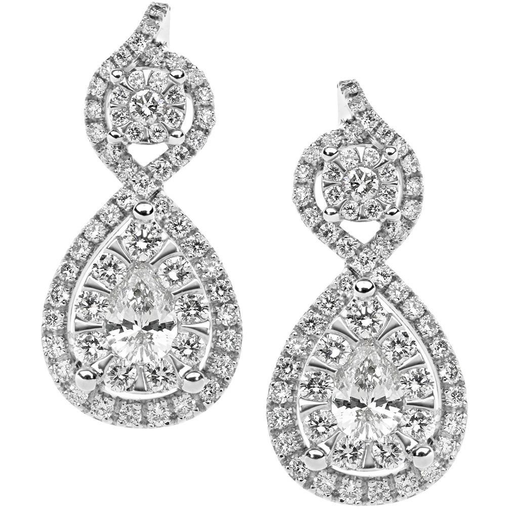 orecchini donna gioielli Comete Lumiere ORB 724