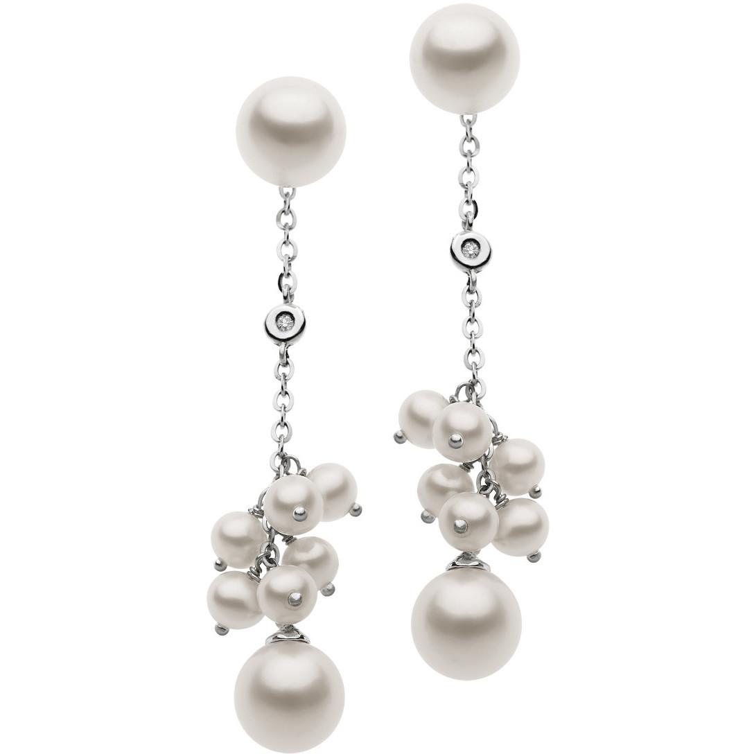 orecchini donna gioielli Comete Lumiere ORP 591
