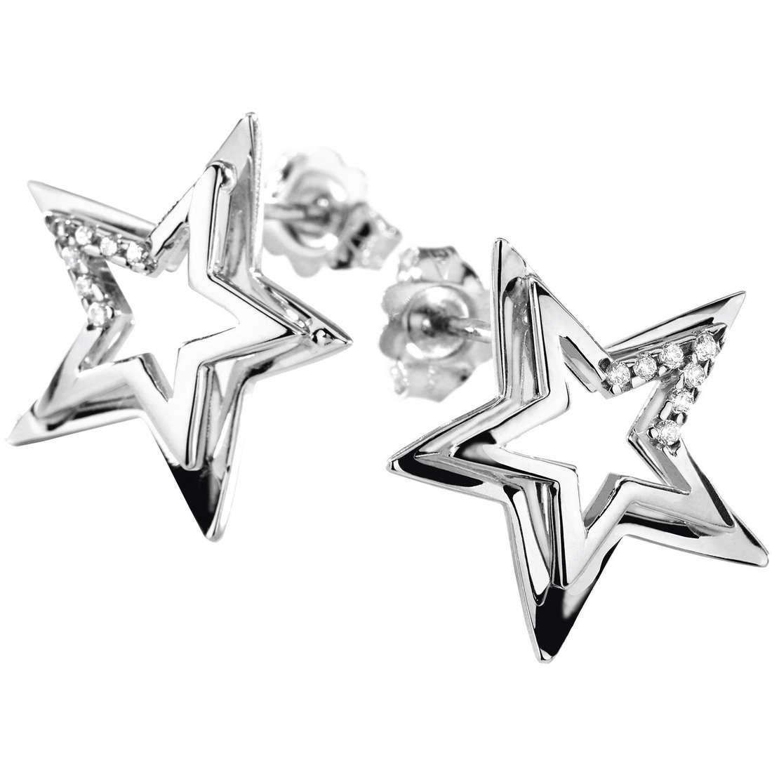 orecchini donna gioielli Comete ORB 372