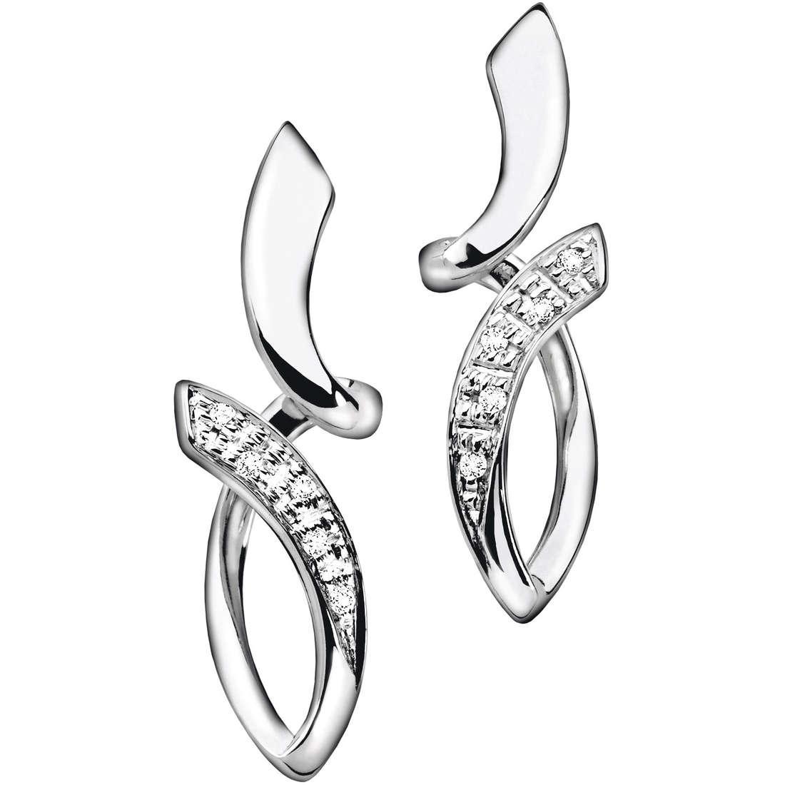 orecchini donna gioielli Comete ORB 457