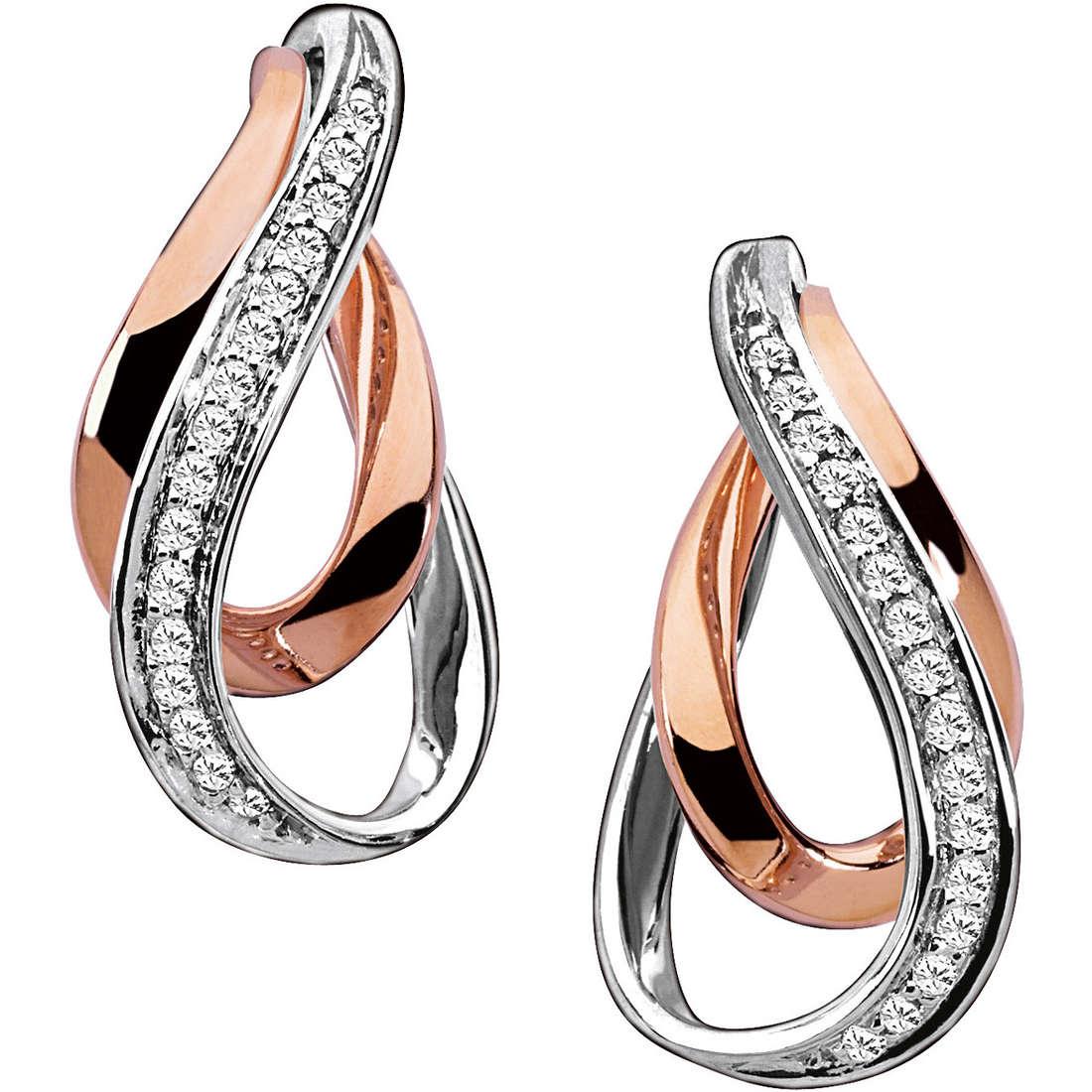 orecchini donna gioielli Comete ORB 560