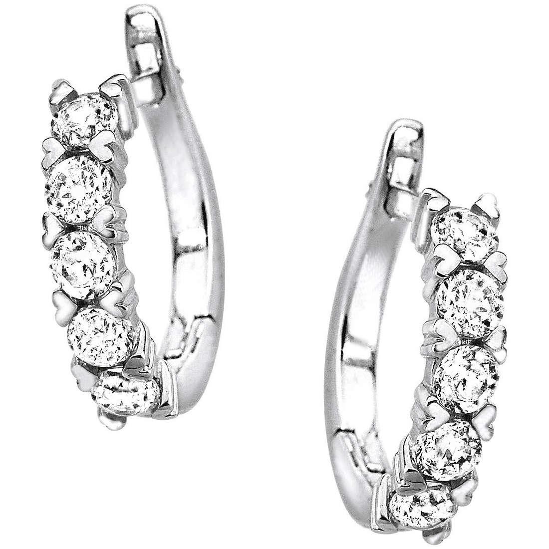 orecchini donna gioielli Comete ORB 585