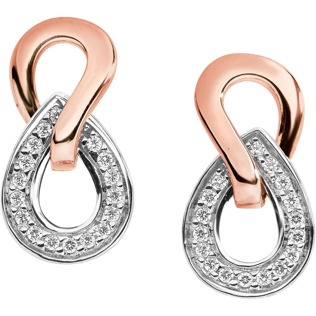 orecchini donna gioielli Comete ORB 598