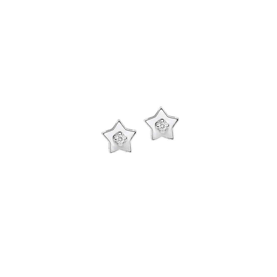 orecchini donna gioielli Comete ORB 652