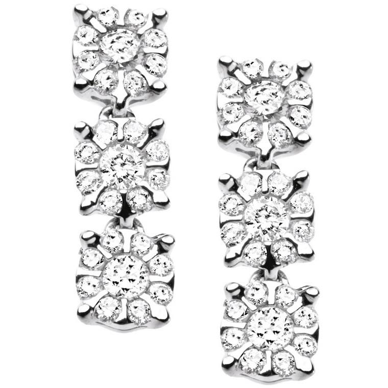 orecchini donna gioielli Comete ORB 684
