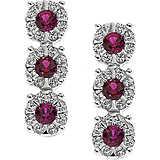 orecchini donna gioielli Comete ORB 716