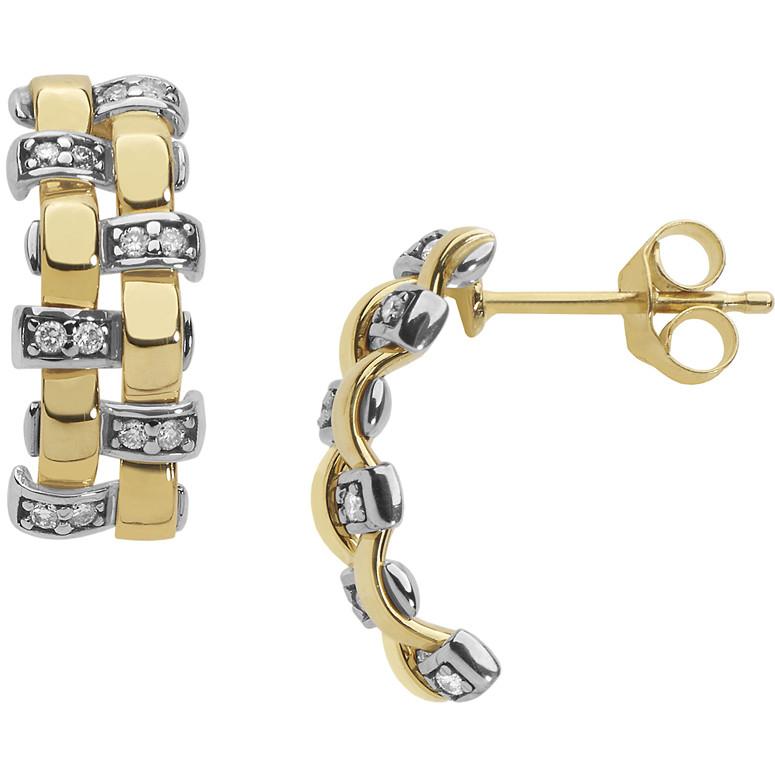 orecchini donna gioielli Comete ORB 838