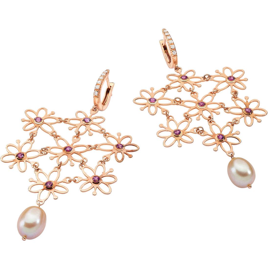 orecchini donna gioielli Comete ORP 447