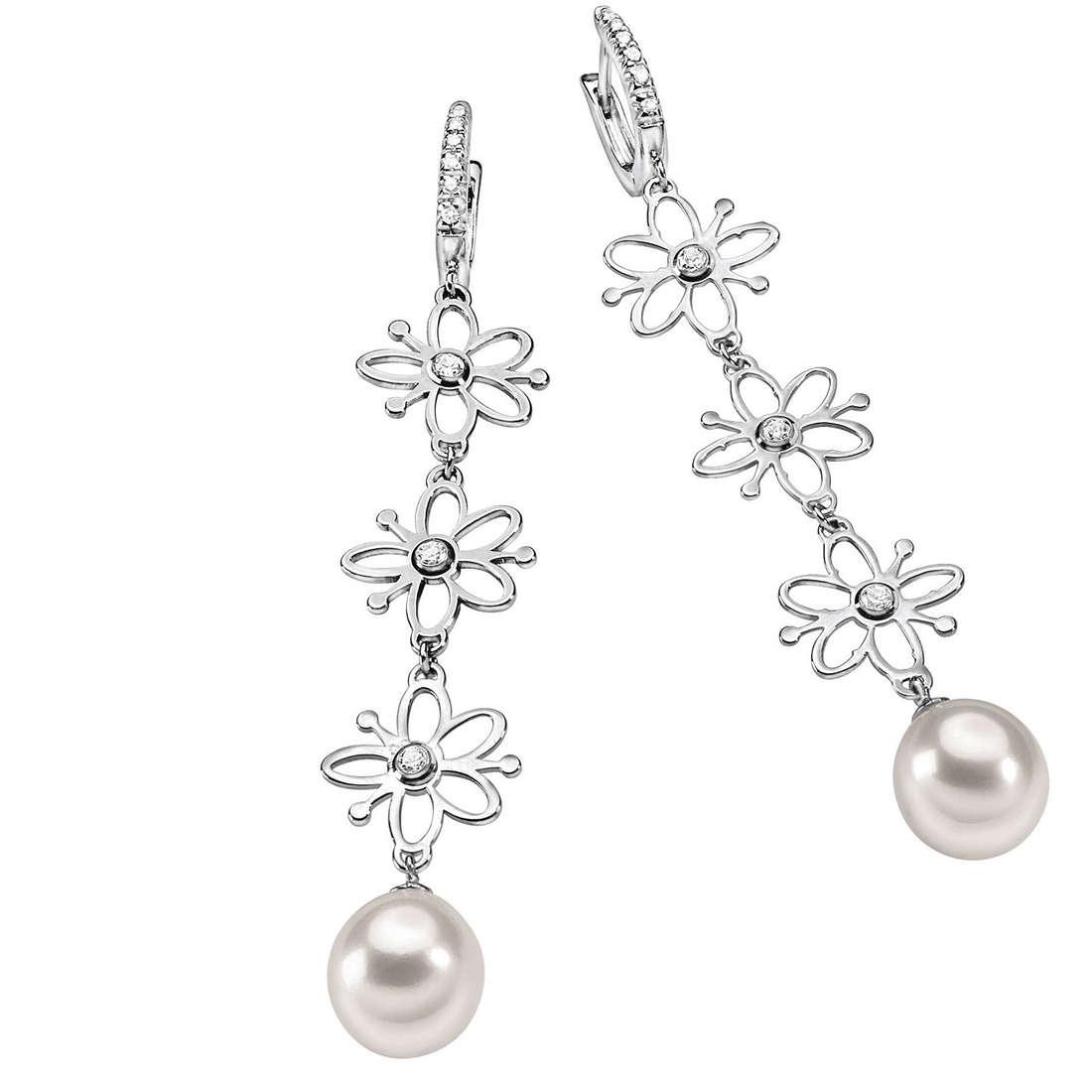 orecchini donna gioielli Comete ORP 450
