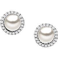 orecchini donna gioielli Comete Perla ORP 466