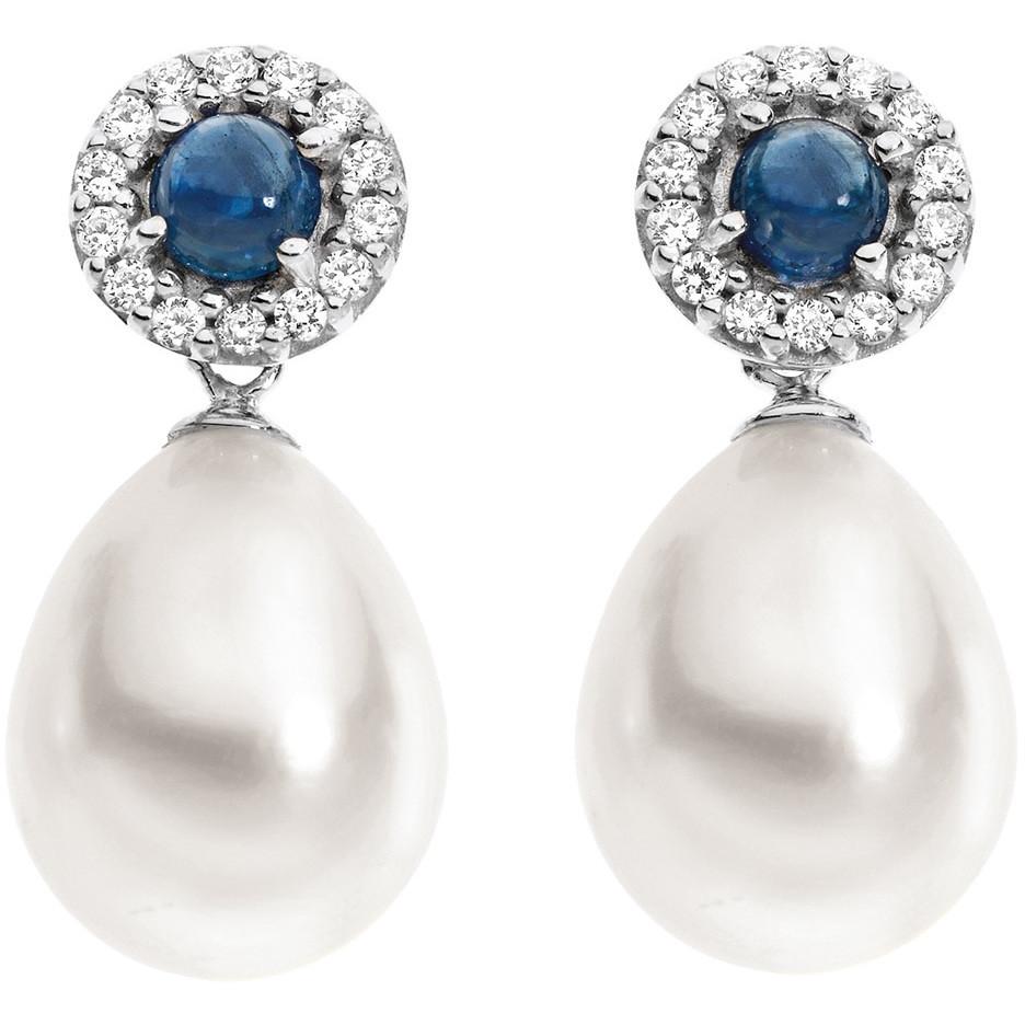 orecchini donna gioielli Comete Perla ORP 499