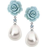 orecchini donna gioielli Comete Perla ORP 540